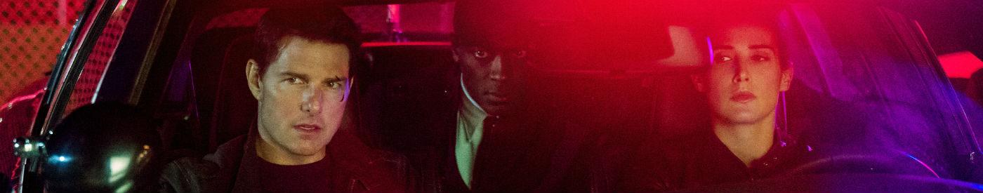 Nuevo tráiler para IMAX de 'Jack Reacher: Nunca vuelvas atrás'