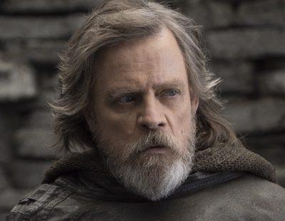 """Mark Hamill ('Star Wars: Los últimos Jedi'): """"Ver a Luke tan roto y deprimido fue algo muy difícil de aceptar para mi"""""""