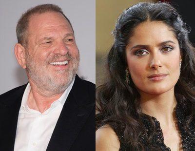 """Salma Hayek relata su infierno con Harvey Weinstein: """"Me dijo: «Te mataré, no creas que no puedo hacerlo»"""""""