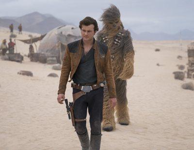 'Han Solo: Una historia de Star Wars': Te explicamos cómo es posible esa escena final