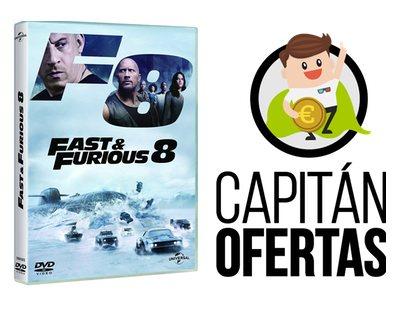 Las mejores ofertas en DVD y Blu-Ray: 'Merlí', 'Perdidos' y 'Fast and Furious'