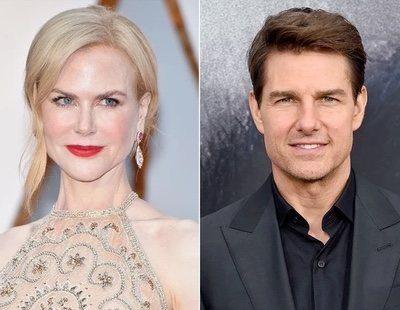 """Nicole Kidman sobre su matrimonio con Tom Cruise: """"Estar casada con él me protegió del acoso sexual"""""""