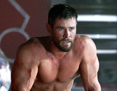 Hoy en Twitter: El duro entrenamiento de Chris Hemsworth que jamás podrías hacer