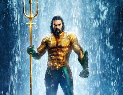 """Las primeras críticas de 'Aquaman' son positivas y la califican como """"ambiciosa"""" y """"divertida"""""""