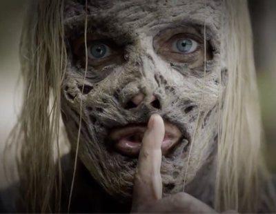 'The Walking Dead': Samantha Morton habla sobre el crudo pasado de Alpha