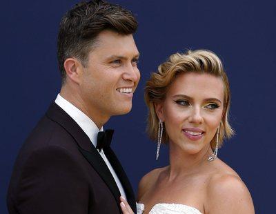 Scarlett Johansson se casa (por tercera vez) y utiliza su boda para lanzar un bonito mensaje