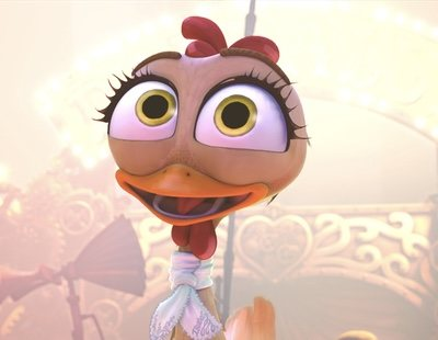 La gente alucina con 'La gallina turuleca', la única película nominada en animación en los Goya 2021
