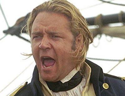 'Master and Commander': Russell Crowe responde a un hater de la película