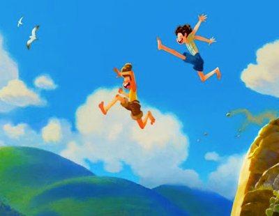 Así son Luca y Alberto, los personajes protagonistas de 'Luca', la nueva película de Pixar