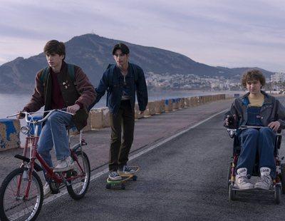 Primer teaser de 'Paraíso', la 'Stranger Things' noventera a la española de Movistar+