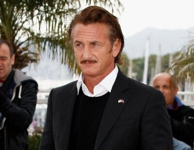 Sean Penn se niega a volver a un rodaje hasta que todo el equipo se vacune contra la COVID-19