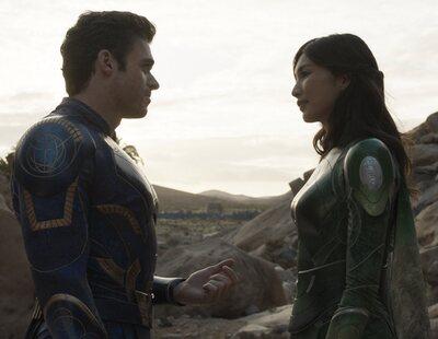'Eternals' es una de las películas más ambiciosas de Marvel, ¿quizás demasiado?