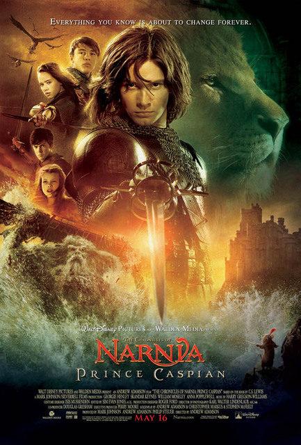 Las Crónicas de Narnia: El Príncipe Caspian (Película) 1