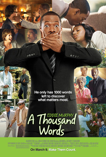 Eddie Murphy en 'A Thousand Words'
