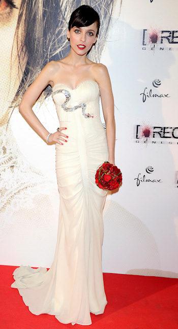 Leticia Dolera en el estreno de REC 3 Genesis