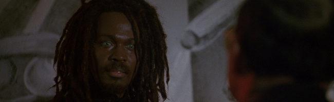 Basil Wallace en 'Señalado por la muerte'