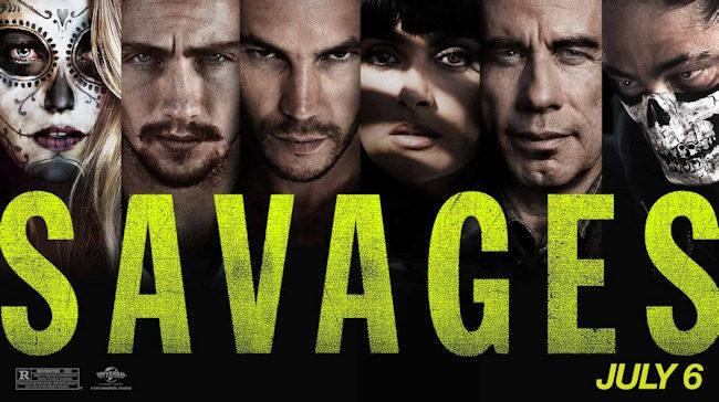 Oliver Stone, John Travolta y Salma Hayek se declaran 'Salvajes ...