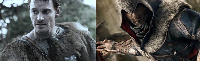 Michael Fassbender será el protagonista de 'Assassin's Creed'