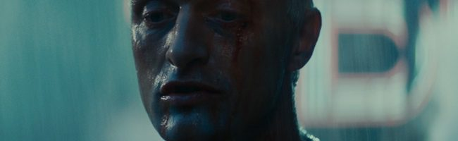 Roy Batty de Blade Runner