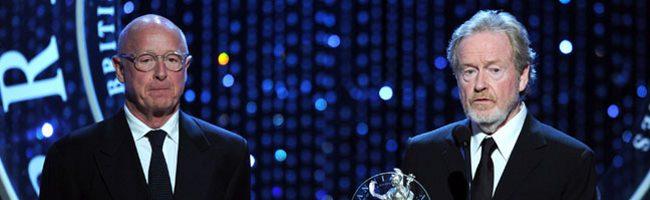 Los hermanos Tony y Ridley Scott