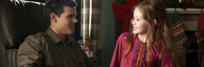 Renesmee y Jacob
