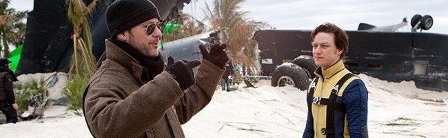 Matthew Vaughn dirigiendo 'X-Men: Primera generación'