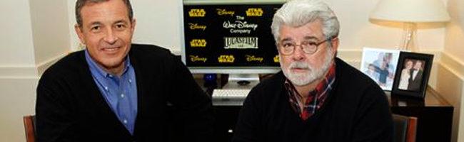 Disney compra Lucasfilm y anuncia 'Star Wars: Episodio VII' para 2015