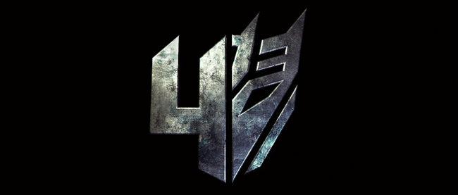 Michael Bay desvela el logo de 'Transformers 4'