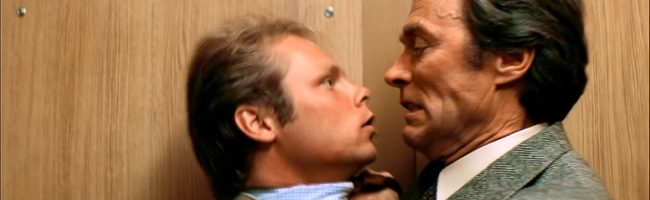 Eastwood enfurecido