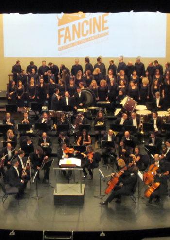 Se inaugura el Fancine 2012 de Málaga con el concierto de bandas sonoras