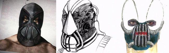 Máscaras de Bane