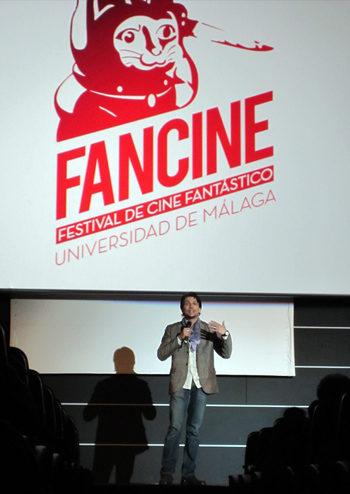 Clausura del Fancine 2012