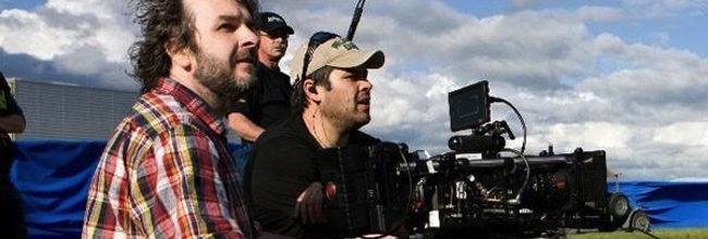 Peter Jackson rodaje 'El Hobbit: Un viaje inesperado'