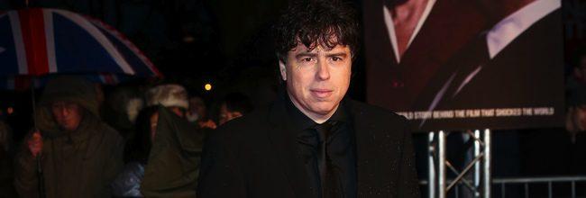 Sacha Gervasi en la premiere londinense de 'Hitchcock'