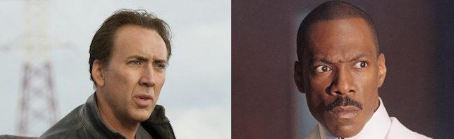 Nicolas Cage protagonizará el biopic de Eddie Murphy
