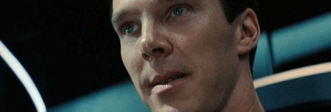 Benedict Cumberbatch Star Trek: En la oscuridad