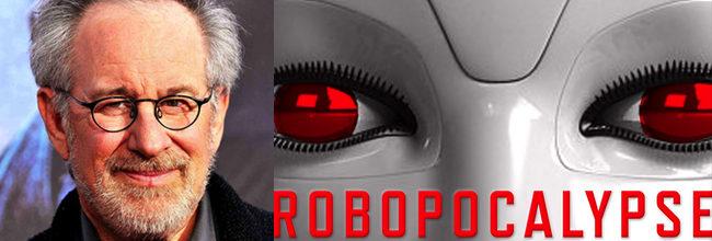 Steven Spielberg cancela 'Robopocalypse'