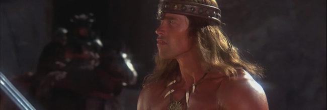 Arnold Schwarzenegger 'Conan'