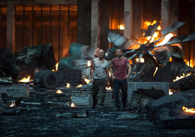 Bruce Willis 'La jungla: Un buen día para morir'