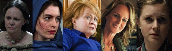 Nominadas al Oscar 2013 a Mejor actriz de reparto