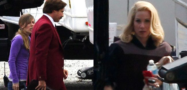 Anchorman:The legend continues, cinema, film, Christina Applegate, Hollywood