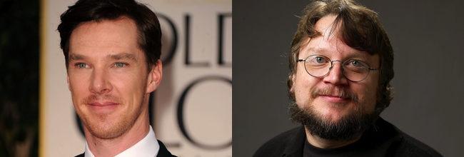 Benedict Cumberbatch - Guillermo del Toro