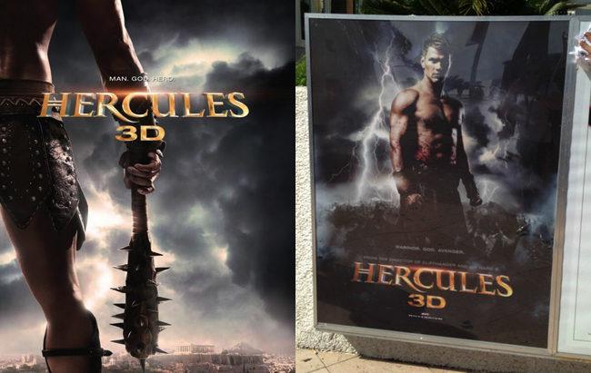 'Hercules 3D'