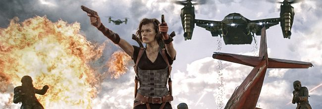 'Resident Evil: Venganza'
