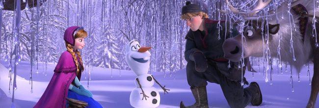 'Frozen: El reino del hielo