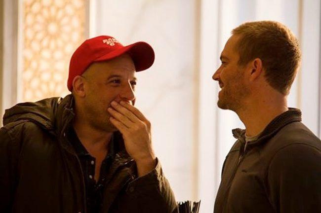 del reparto de 'Fast & Furious 7' tras la muerte de Paul Walker