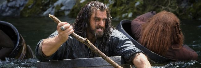 'El Hobbit: la desolación de Smaug'