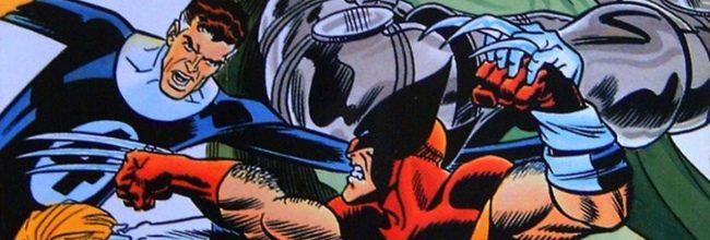 Los 4 Fantásticos versus X-Men