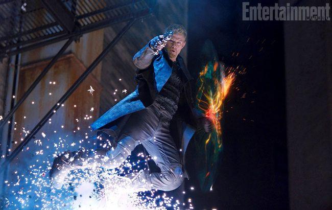 Nueva imagen de Channing Tatum en 'Jupiter Ascending'