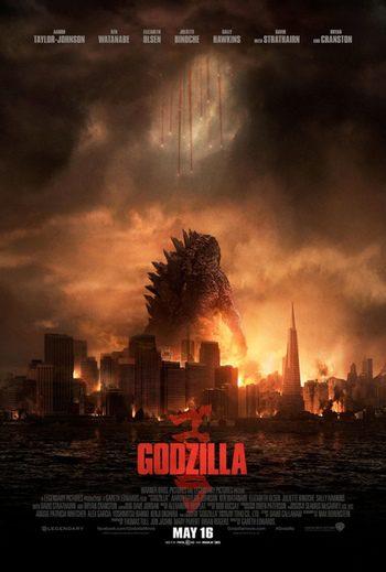 Godzilla -- Nuevo trailer 1